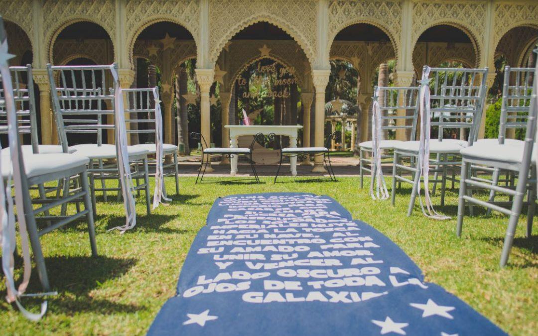 Camino al altar, un recorrido hasta tu boda