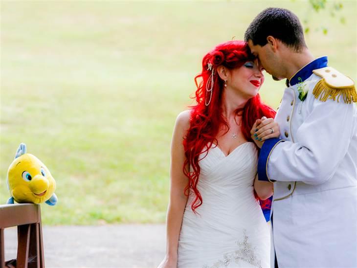 Pre bodas Disney los cuentos de novios cobran vida