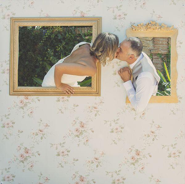 Album de boda rustico, precioso recuerdo para novios