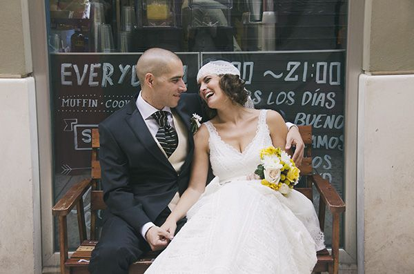 Reportaje de boda Original en Malaga