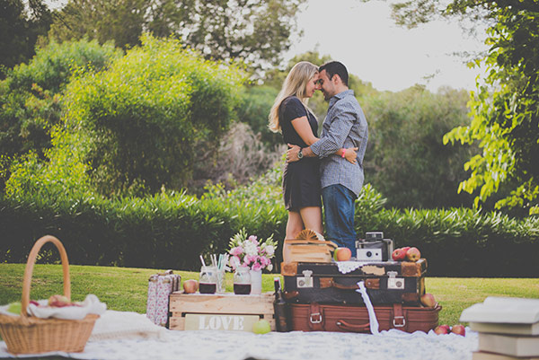 decoracion picnic