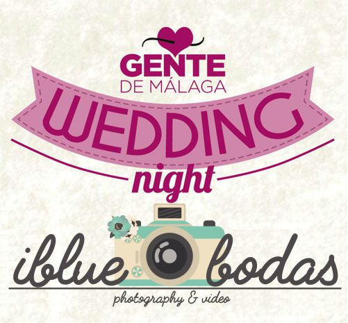III Diario Sur Gente de Malaga, Wedding night 2015, iblue bodas