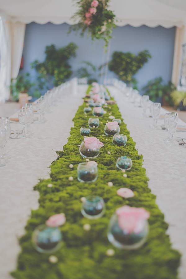 Decoración de boda Málaga original y personalizada