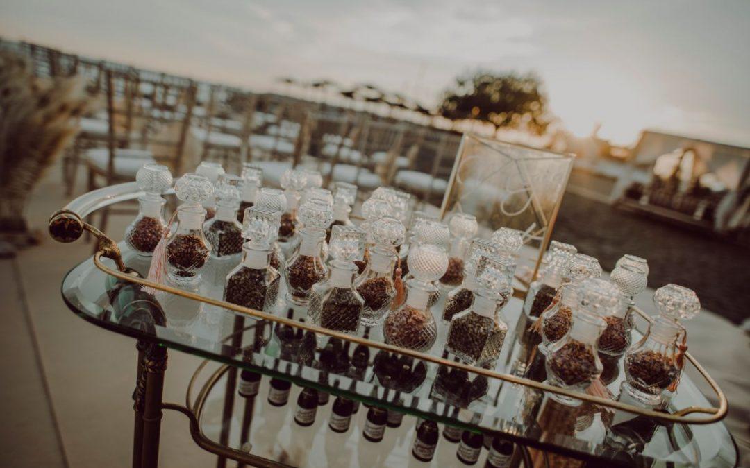 Decoración bodas Málaga, sencillez y elegancia