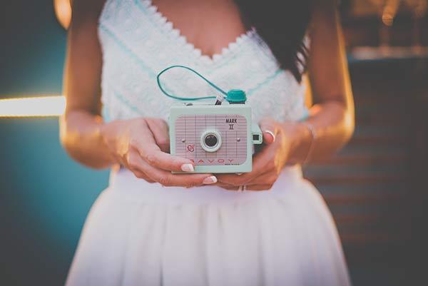 Nos casamos, las fotos del reportaje de boda