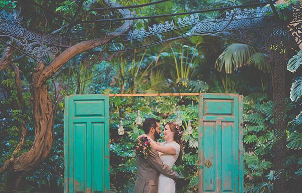 Finca la Concepcion, decoracion de boda rustica y vintage