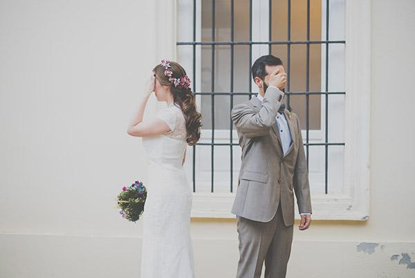 ¿Qué es un First Look en una boda?