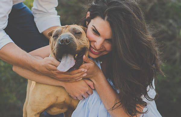 fotos campestres con mascotas