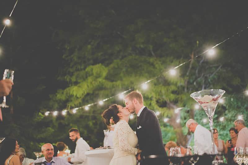 Una boda vintage en un espacio natural de la mano de i-blue bodas