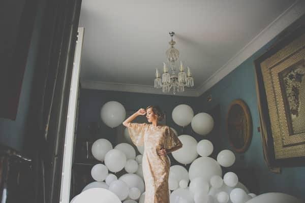 Fotografia de bodas, creatividad en Hacienda del Alamo