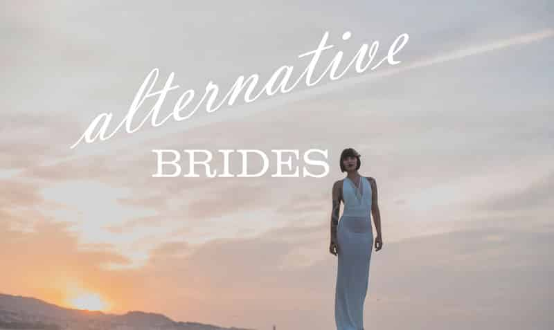 Vestidos de novia originales: Alternative Brides