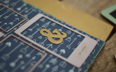 Libro de firmas y decoración para tu boda en Malaga