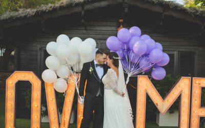 Finca Villa Palma, Marbella – Un sitio para bodas espectacular