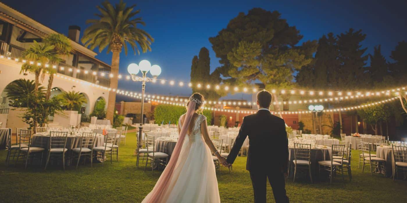 Decoración para bodas, iluminación para bodas