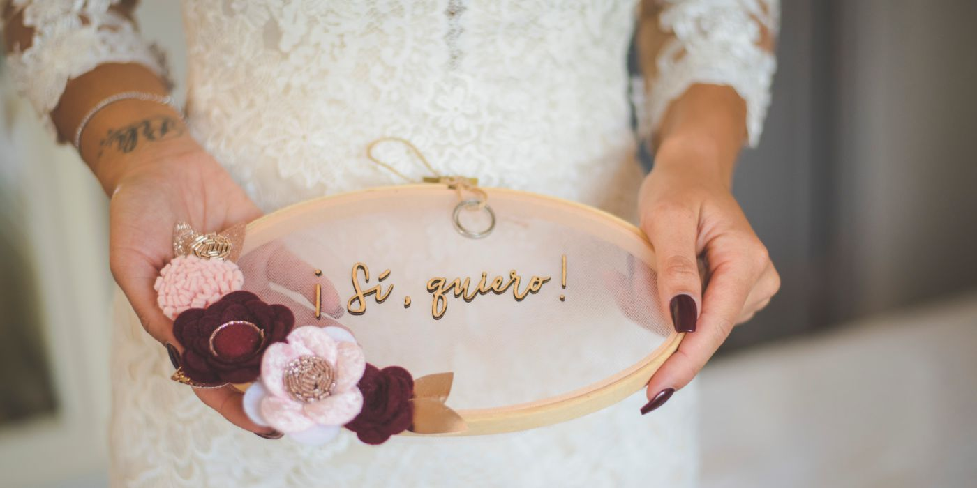 Como organizar una boda, anillos de boda