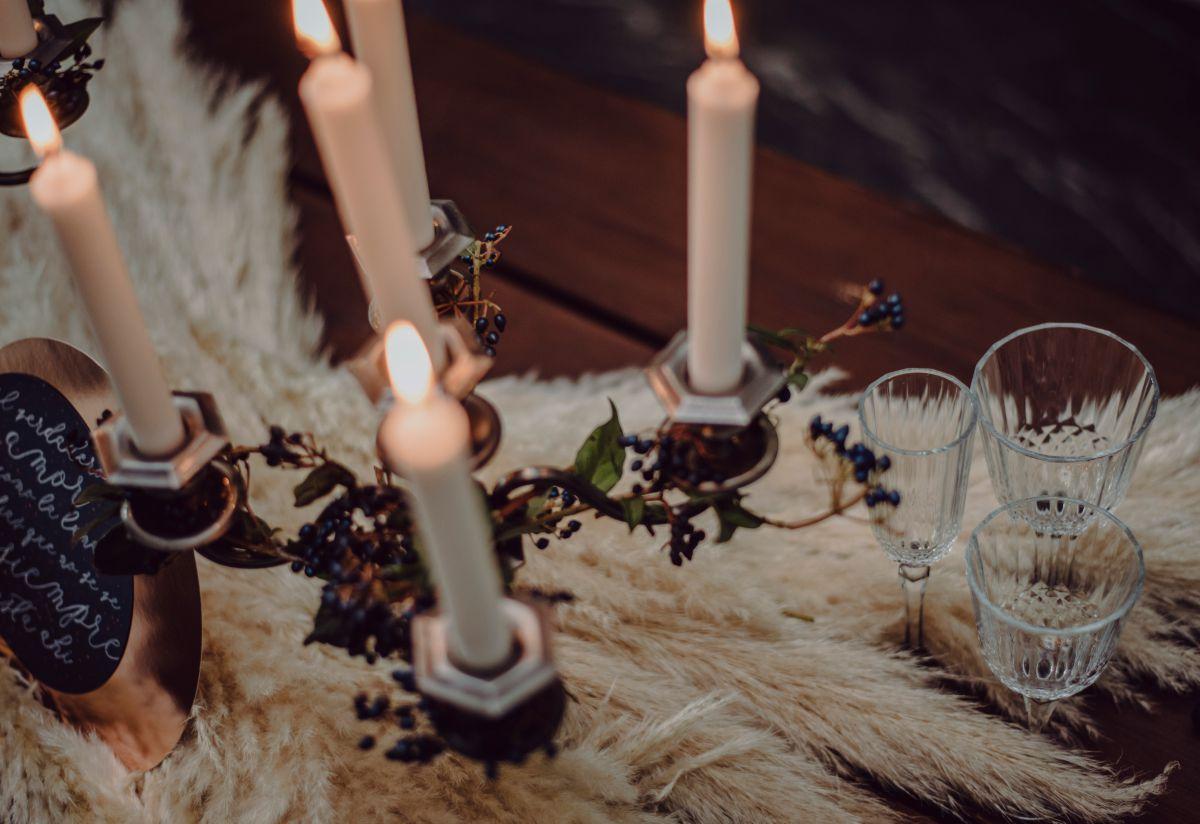 Centros de mesa para bodas romanticas