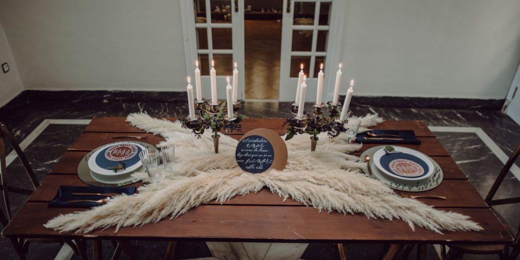 centros de mesa para tu boda