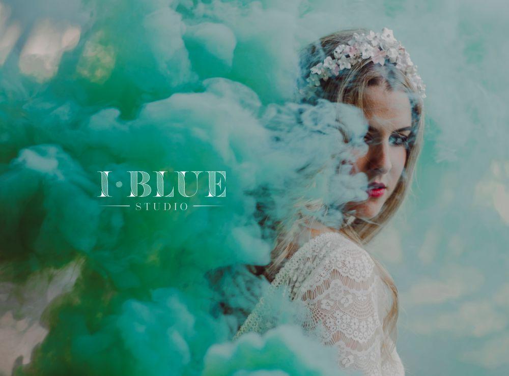 i-blue bodas, imagen corporativa 2019