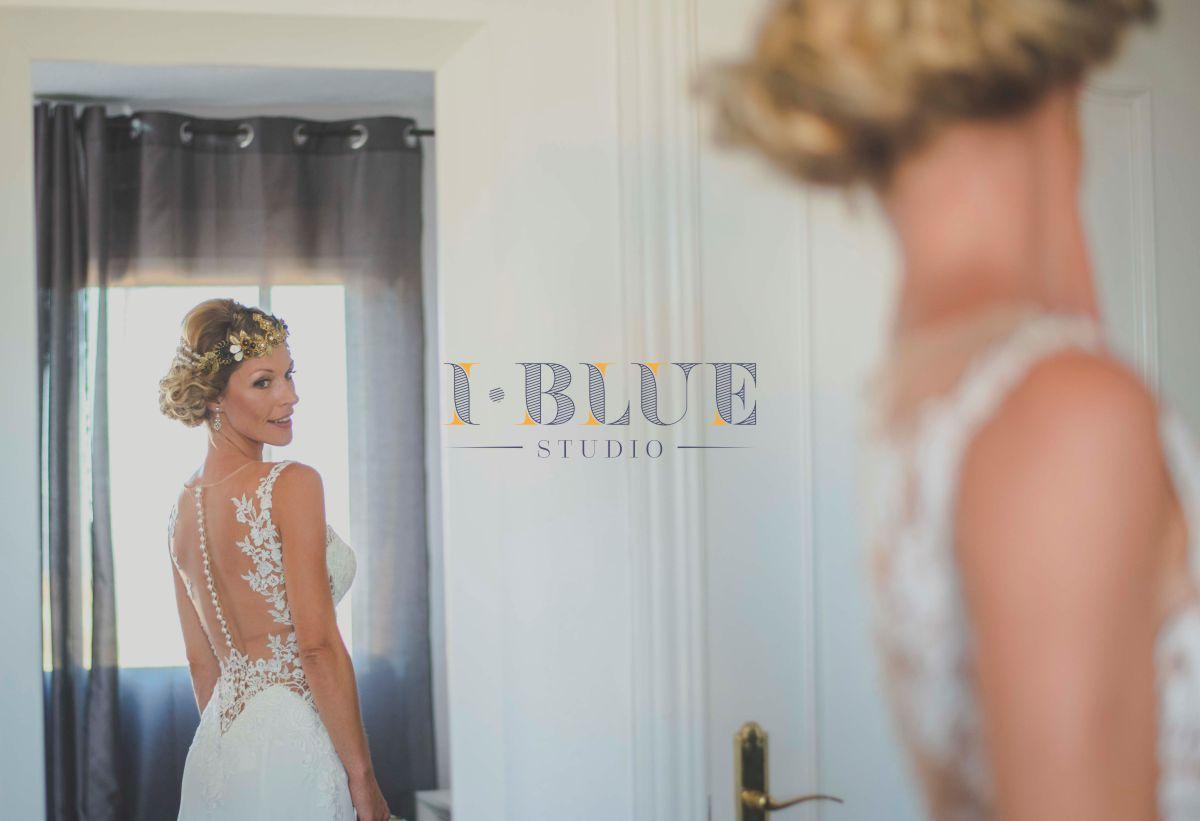 Fotógrafo bodas Málaga, i-blue
