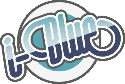 Logo iblue bodas 2017