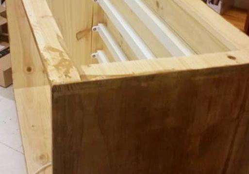 proyecto de madera