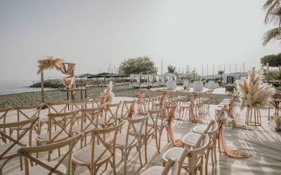 Wedding Night Candado Beach, ceremonia civil por I-blue