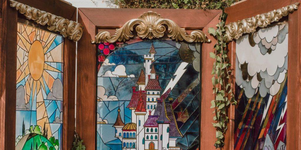 Decoracion Disney, iblue decoraciones de bodas