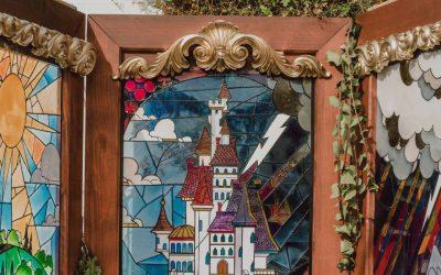 Decoracion disney una boda en San Pedro de Alcantara