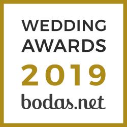 Wedding awards 2019 para i-blue studio fotografia