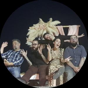 El equipo de i-blue studio Málaga, locos por las bodas