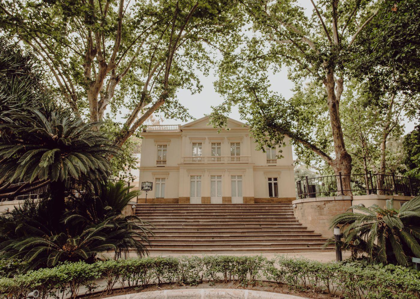 Jardín Botanico la Concepcion Malaga, The Garden