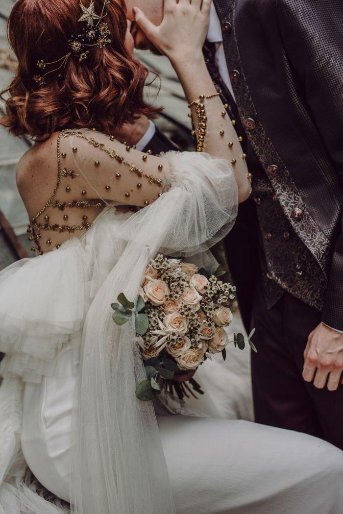 Ramo de novia diseñado por Susana Sanchez
