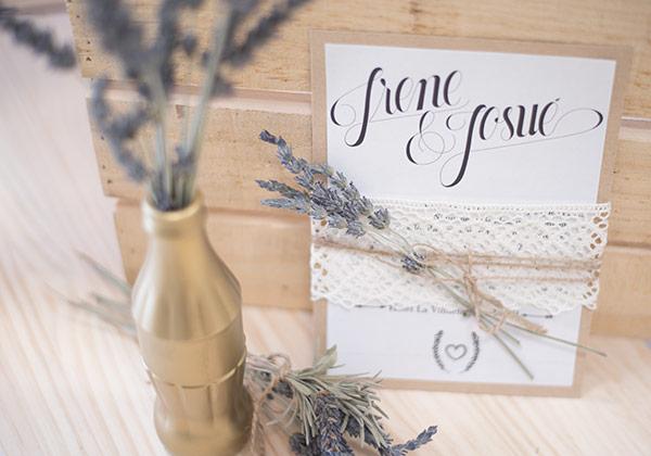 Invitaciones de boda, invitaciones para bodas únicas, originales y diferentes. i-blue Malaga