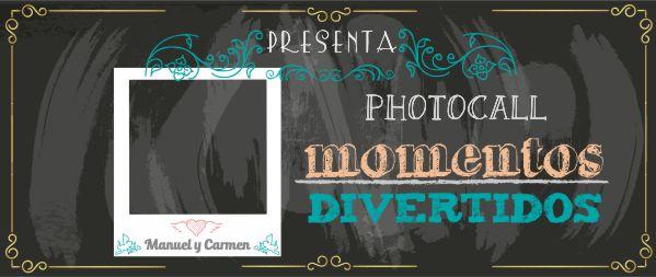 ideas para bodas, Photocall - WeLoveUs