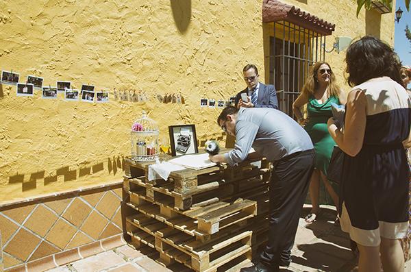 Fotos en tu boda, fotos polaroid para tu boda, decoraciones para bodas