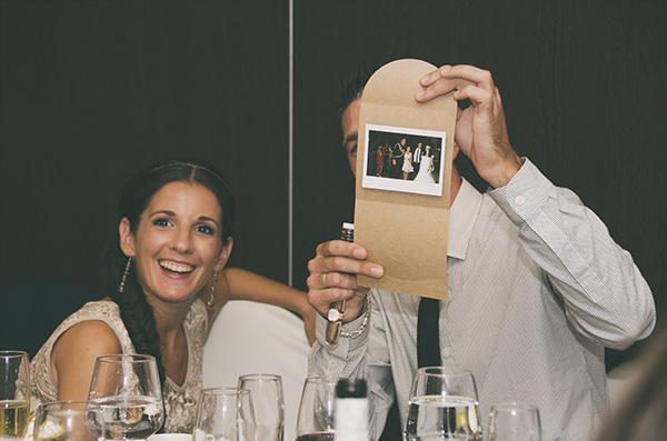 Regalos para invitados boda, fotos polaroid y a divertirse