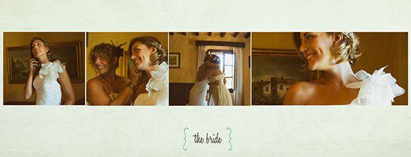 album boda, postboda rustico