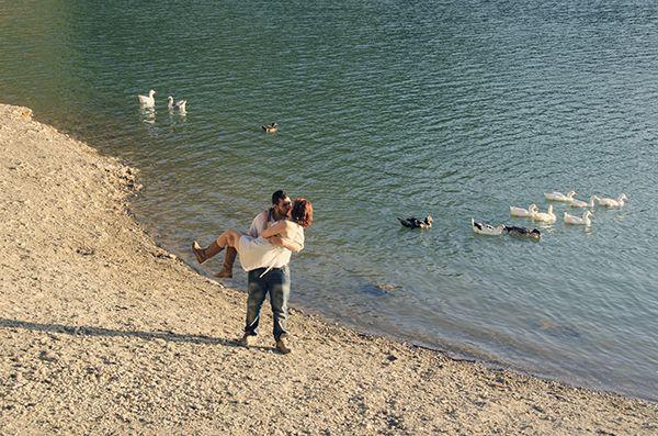 preboda campestre, fotografo de boda, preboda malaga