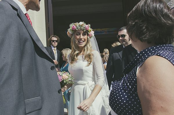 boda romantica, reportaje boda