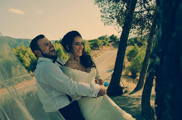 fotos de novios, El Chorro, el chorro Malaga
