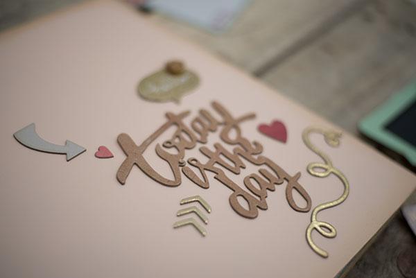 Consejos para tu boda, cuaderno de firmas personalizado