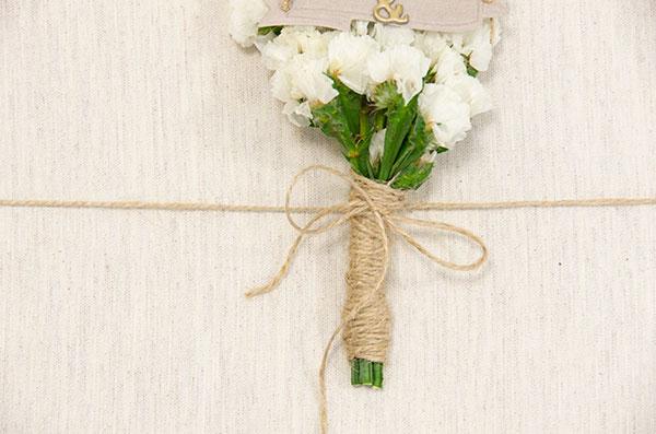 Album original, flores naturales, reportaje de boda malaga