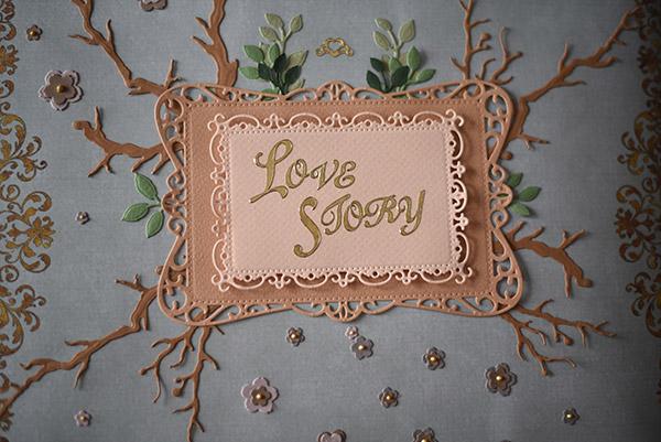 libro de firmas de cuento reportaje de boda diferente