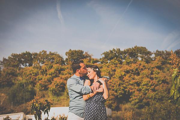 preboda campestre, reportaje boda