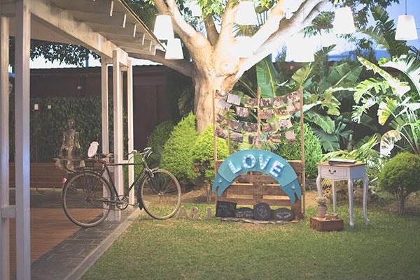 Decoraciones para bodas con toque original y muy personal for Decoracion de bodas originales