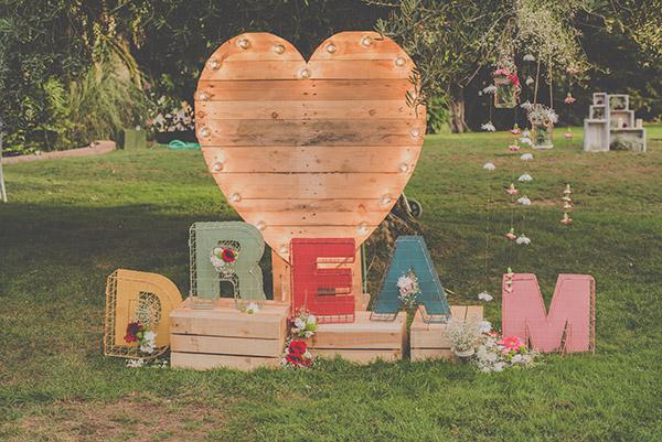 reportaje de boda decoracion malaga