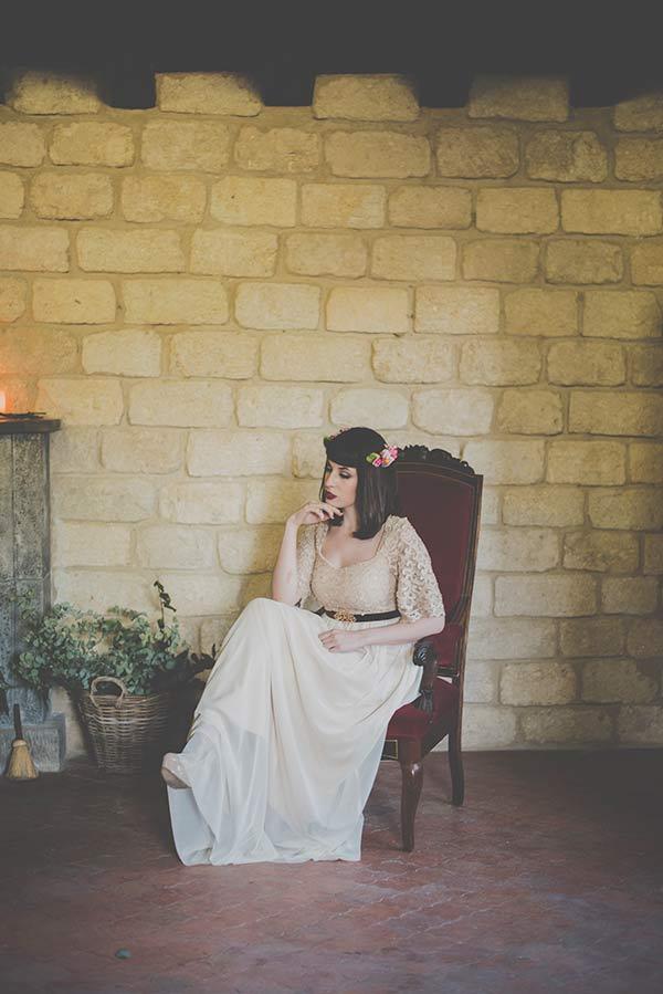 bodas de cuento, cuento original