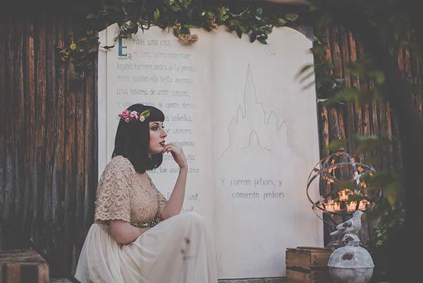 bodas de cuento, inspiracion para bodas