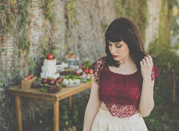 bodas de cuento, Blancanieves