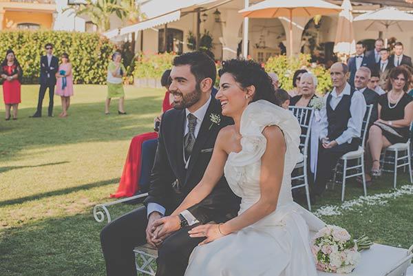Boda, Hotel La Viñuela, Malaga, ceremonia civil